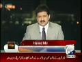 Capital Talk 6th November 2014 by Hamid Mir on Thursday at Geo News
