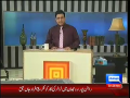 Hasb-e-Haal 9th November 2014 by Junaid Saleem,Sohail Ahmed and Najia on Sunday at Dunya News