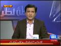Nuqta e Nazar 12th November 2014 by Mujeeb Ur Rehman Shami on Wednesday at Dunya News