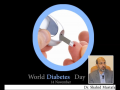 Are you aware of Diabetes? World Diabetes Day Special by Dr. Shahid Mustafa