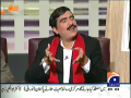 Khabar Naak 16th November 2014 by Aftab Iqbal on Sunday at Geo News