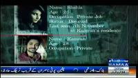 Court Number 5 - 17th November 2014 by Amina Kabir on Monday at Samaa News TV