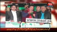 Tonight With Jasmeen 18th November 2014 by Jasmeen Manzoor on Tuesday at Abb Tak