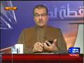Nuqta e Nazar 18th November 2014 by Mujeeb Ur Rehman Shami on Tuesday at Dunya News