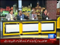 Mazaaq Raat 18th November 2014 by Nauman Ijaz on Tuesday at Dunya News
