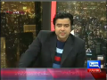 On The Front 19th November 2014 by Kamran Shahid on Wednesday at Dunya News