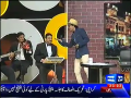 Mazaaq Raat 19th November 2014 by Nauman Ijaz on Wednesday at Dunya News