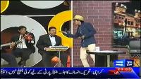 Mazaaq Raat 19th November 2014 by Nauman Ijaz on Wednesday at Dunya News