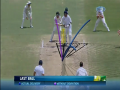 Biggest Spin Ever Nathan Lyon Hits a Crack On WACA Pitch