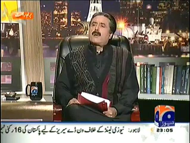 Khabar Naak 30th November 2014 by Aftab Iqbal on Sunday at Geo News