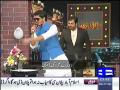 Mazaaq Raat 1st December 2014 by Nauman Ijaz on Monday at Dunya News