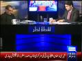Nuqta e Nazar 3rd December 2014 by Mujeeb Ur Rehman Shami on Wednesday at Dunya News