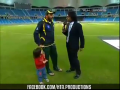 Funny Interview Of Shahid Afridi after Presentation Ceremony