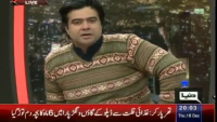 On The Front 18th December 2014 by Kamran Shahid on Thursday at Dunya News