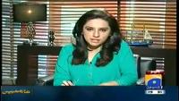 Meray Mutabiq 21st December 2014 by Hassan Nisar on Sunday at Geo News