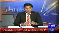 Nuqta e Nazar 24th December 2014 by Mujeeb Ur Rehman Shami on Wednesday at Dunya News