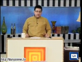 Hasb-e-Haal 26th December 2014 by Junaid Saleem,Sohail Ahmed and Najia on Friday at Dunya News