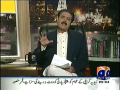 Khabar Naak 28th December 2014 by Aftab Iqbal on Sunday at Geo News