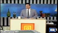 Hasb-e-Haal 1st Jan 2015 by Junaid Saleem,Sohail Ahmed and Najia on Thursday at Dunya News