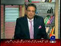 Meray Mutabiq 2nd January 2015 by Hassan Nisar on Friday at Geo News