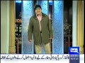 Hasb-e-Haal 3rd January 2015 by Junaid Saleem,Sohail Ahmed and Najia on Saturday at Dunya News