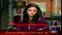Meray Mutabiq 4th January 2015 by Hassan Nisar on Sunday at Geo News