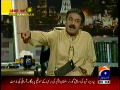 Khabar Naak 4th January 2015 by Aftab Iqbal on Sunday at Geo News