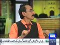Mazaaq Raat 7th January 2015 by Nauman Ijaz on Wednesday at Dunya News