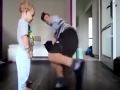 20 Months Old Boy Enjoying Dance