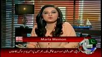 Meray Mutabiq 10th January 2015 by Hassan Nisar on Saturday at Geo News