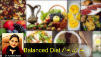 Balanced Diet for Weight Loss by Dr Ayesha Abbas