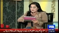 Hasb-e-Haal 15th January 2015 by Junaid Saleem,Sohail Ahmed and Najia on Thursday at Dunya News