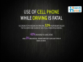 Avoid Use of Cell Phone While Driving