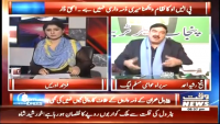 8PM With Fareeha Idrees 19th January 2015 by Fareeha Idrees on Monday at Waqt News