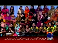 Hum Sab Umeed Say Hain 19th January 2015 by Saba Qamar on Monday at Geo News