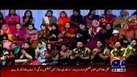 Hum Sab Umeed Say Hain 19th January 2015 by Saba Qamar on Monday at Geo News