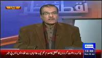 Nuqta e Nazar 28th January 2015 by Mujeeb Ur Rehman Shami on Wednesday at Dunya News
