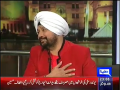 Mazaaq Raat 28th January 2015 by Nauman Ijaz on Wednesday at Dunya News