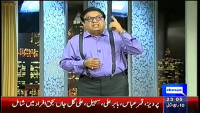 Hasb-e-Haal 30th January 2015 by Junaid Saleem,Sohail Ahmed and Najia on Friday at Dunya News