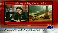 Meray Mutabiq 31st January 2015 by Hassan Nisar on Saturday at Geo News