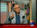 Meray Mutabiq 1st February 2015 by Hassan Nisar on Sunday at Geo News