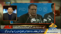 Inkaar 4th February 2015 by Javed Iqbal on Wednesday at Capital TV
