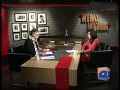 Meray Mutabiq 8th February 2015 by Hassan Nisar on Sunday at Geo News