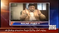 8PM With Fareeha Idrees 9th February 2015 by Fareeha Idrees on Monday at Waqt News
