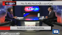 Khabar Ye Hai 16th February 2015 by Rauf Klasara, Saeed Qazi and Shazia Zeeshan on Monday at Dunya News