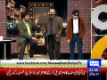 Mazaaq Raat 16th February 2015 by Nauman Ijaz on Monday at Dunya News