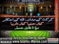 Maulana Tariq Jameel Bayan Cricket Match harne Ka Gham