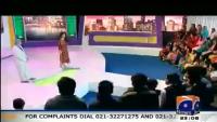 Hum Sab Umeed Say Hain 18th February 2015 by Saba Qamar on Wednesday at Geo News