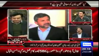 On The Front 25th Feb 2015 by Kamran Shahid on Wednesday at Dunya News