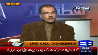 Nuqta e Nazar 25th Feb 2015 by Mujeeb Ur Rehman Shami on Wednesday at Dunya News